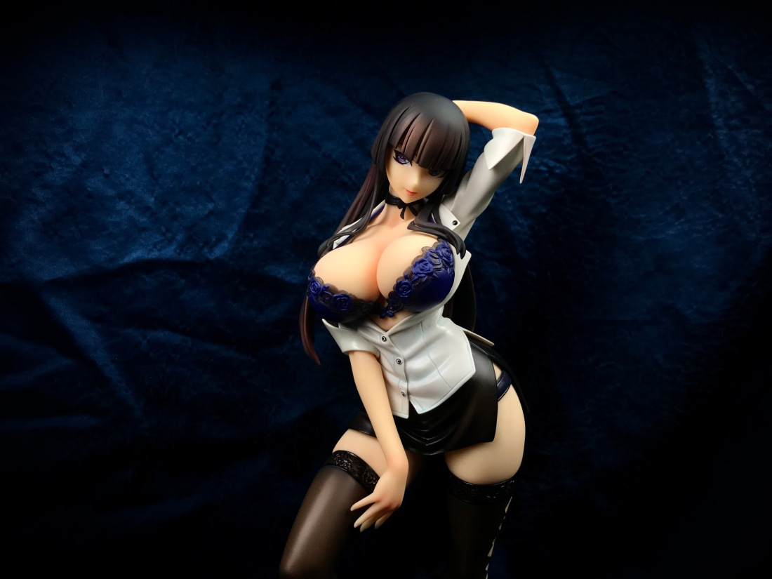 Ayame figure by Skytube