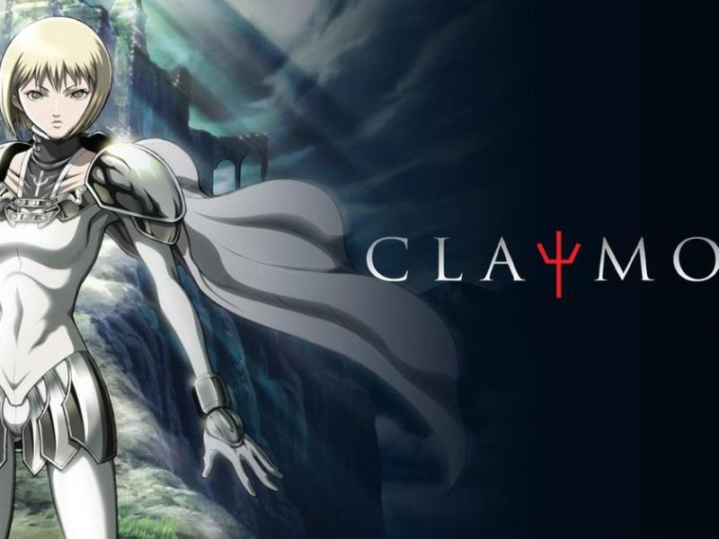 Claire on claymore banner